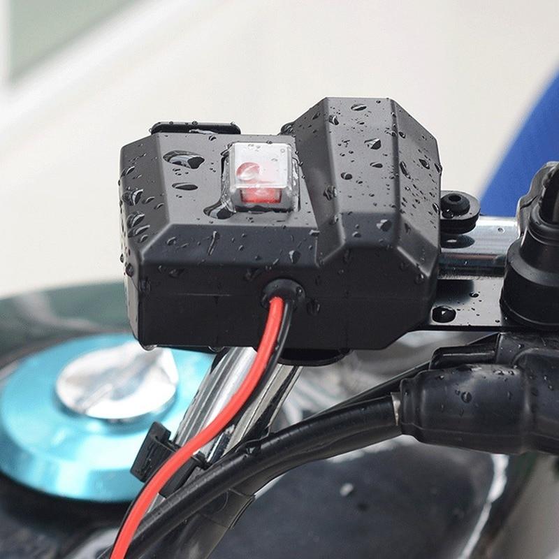 Купить многофункциональные два usb порта для зарядки 12 в/24 в мобильный
