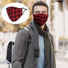 Impresso Algodão Máscara Facial Com Filtro 1Pcs PM2.5 Homem Mulher Máscara Quick-secagem Boca Boca Caps Lavável Reuseable máscara máscaras d2