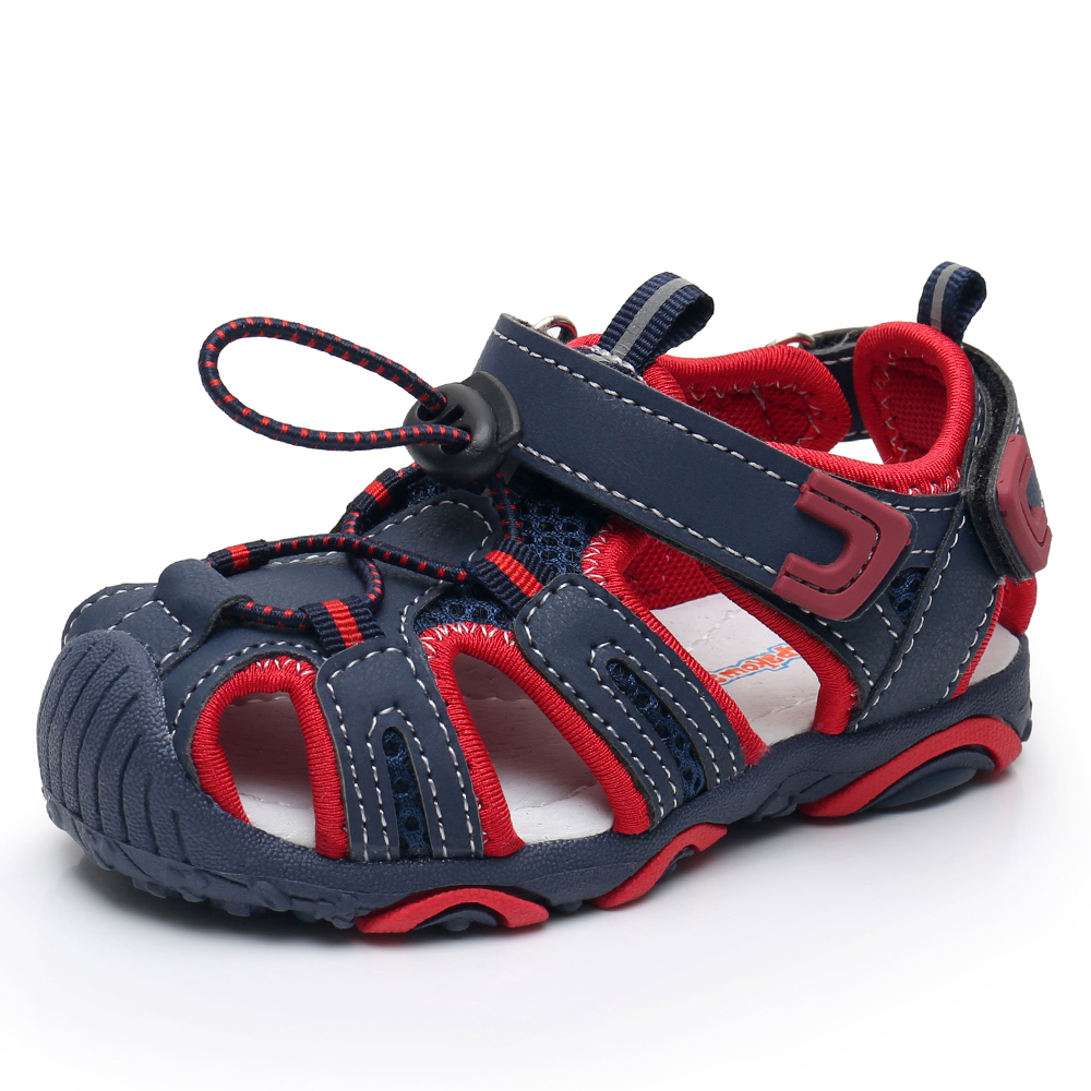 Sandals Ahannie Boys Outdoor Sport Sandals,Toddler/Little Kid Closed Toe  Summer Beach Sandals Clothing, Shoes & Jewelry
