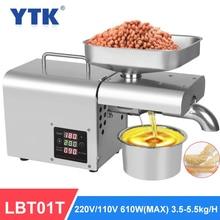 Oil-Extractor Oil-Press-Machine Peanut YTK Automatic Coconut-Olive LBT01T