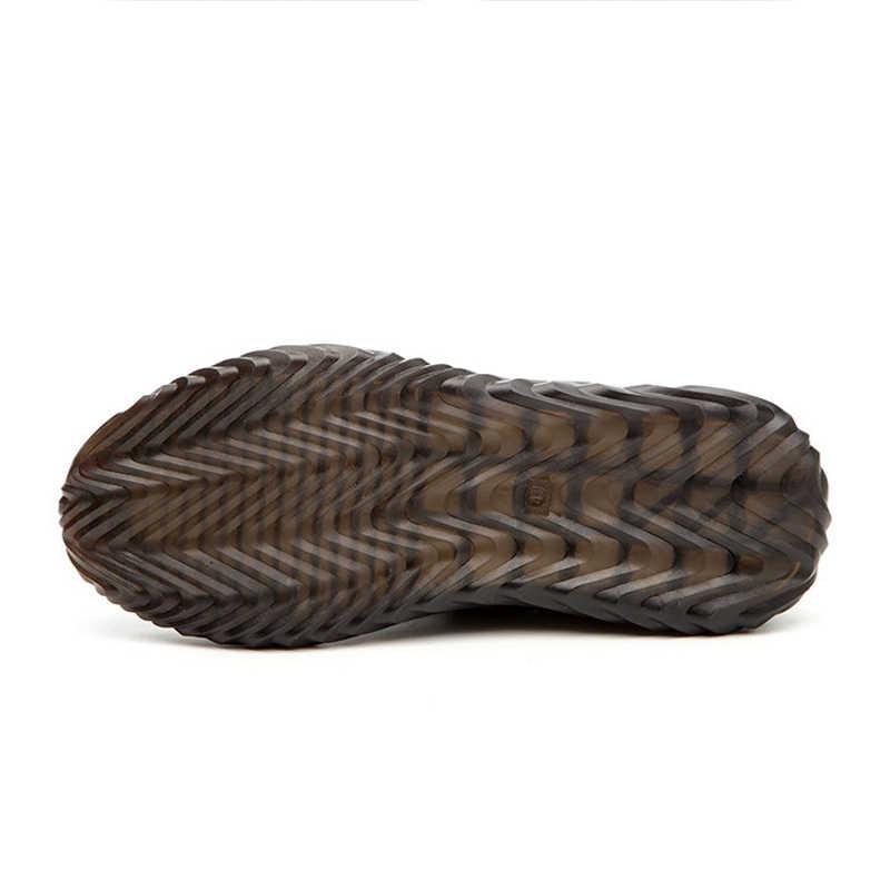 Unisex Yıkılmaz Çelik burunlu güvenlik ayakkabıları Nefes Rahat Inşaat Iş Saft Erkekler Ve Kadınlar Için iş ayakkabısı