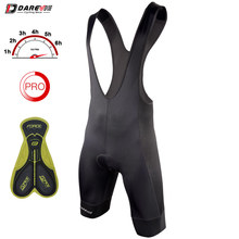 Cycling-Bib-Shorts Ride Bike-Bib Shockproof Darevie Lycra Men 6-Hours 3d-Pad Cool Breathable