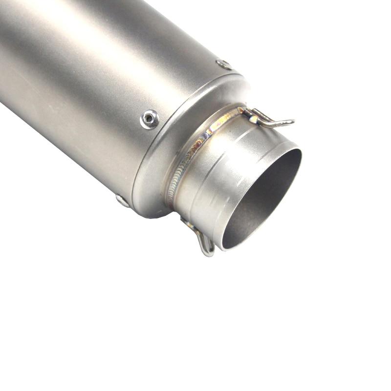 Глушитель выхлопной трубы для мотоцикла 51 мм 605