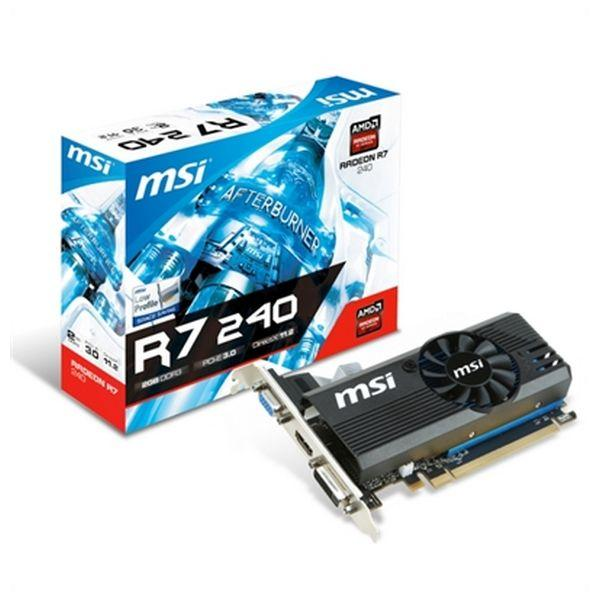 Carte graphique MSI 912-V809-2847 2 GB DDR3
