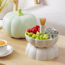 Pumpkin Shape Home Fruit…