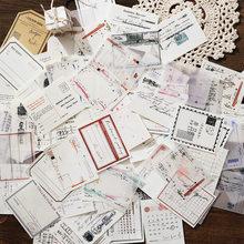 60 pçs/lote almofadas de memorando notas pegajosas ins simples básico papel diário scrapbooking adesivos escritório escola papelaria bloco de notas