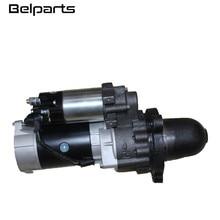 цена на Excavator spare parts 6D95L1 start motor WA180-1 12527 engine cranking motor 600-813-3460