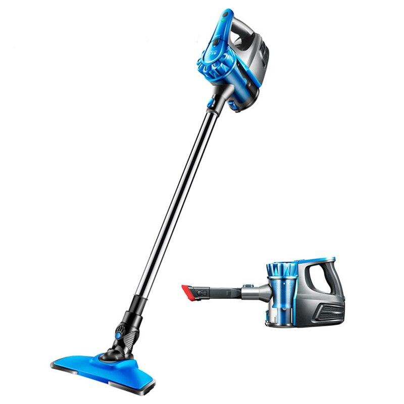 Neue Ankunft Drahtlose Handheld Staubsauger 8500Pa Starken Sog Power Hand Stick Cordless Stick Sauger 0,7 L Große Mülleimer