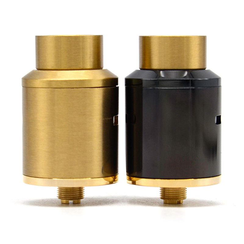 Clearance 24mm RDA Adjustable Airflow System Vape Tank Vs Nova Style Rda Electronic Cigarette