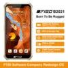 Oukitel F150 IP68/69K Rugged SmartPhone 6GB+64GB 8000mAh Octa Core Mobile Phone NFC 5.86'' HD+ MediaTek Helio G25 13MP Camera