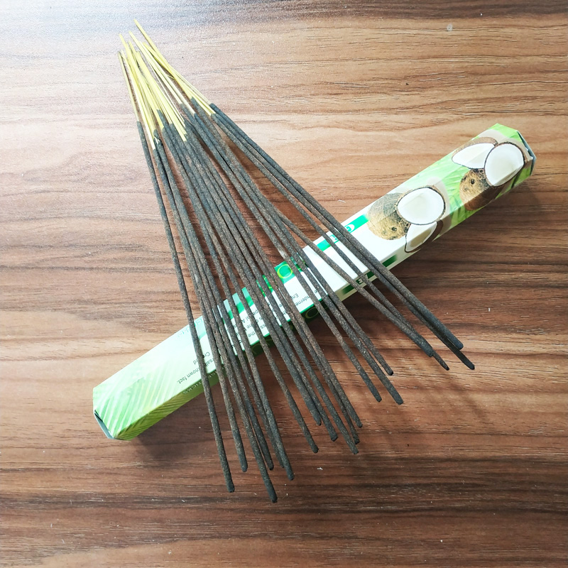 Hand Rolled From Indian Burning Incense for Meditation 5