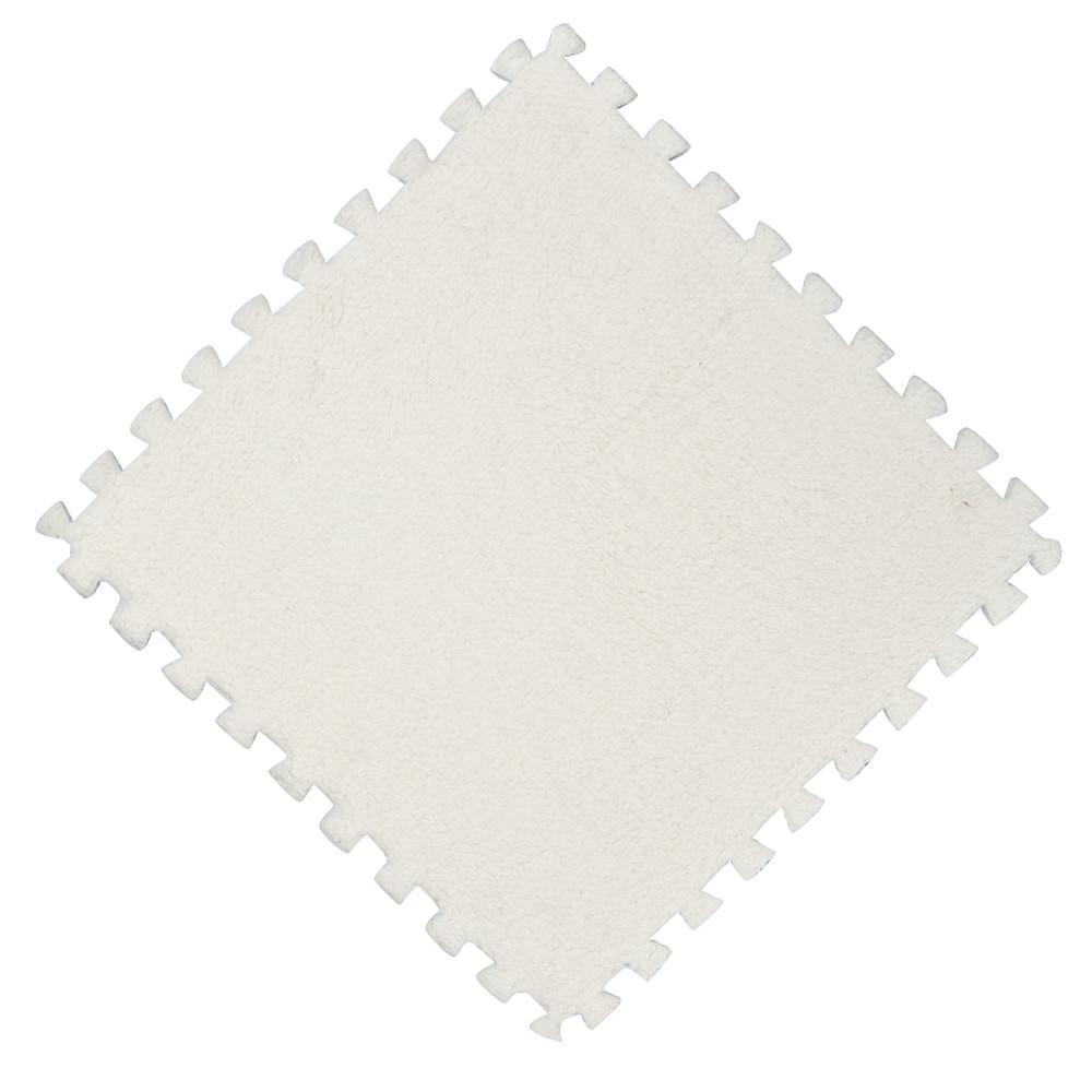 H0275e334f21540e686243e782040984d6 Play Mats 25X25cm Kids Carpet Foam Puzzle Mat EVA Shaggy Velvet Baby Eco Floor 7 colors 10.30