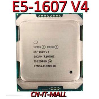 Intel Xeon E5-1607 V4 CPU 3.1GHz 10M 4 Core 4 Threads LGA2011-3 Processor
