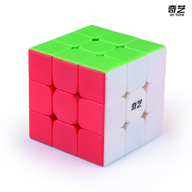 QiYi 2x2 3x3 4x4 5x5 jelly Speed Magic Cube Pro Ultra-smooth Twist Puzzle Gift