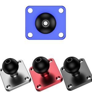 Image 2 - Aluminum Square Mounting Base w/ 1 inch ( 25mm ) Bubber ball compatible Mounts For G orpo Camera dslr For G armin G99B
