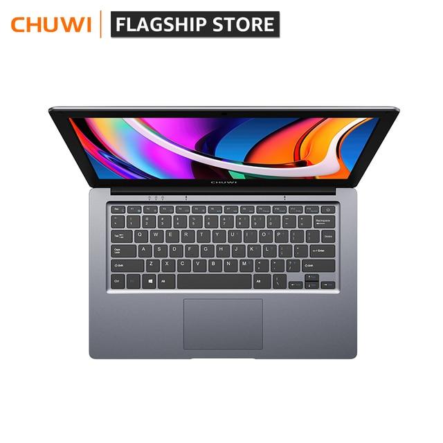 "CHUWI HeroBook Pro+ 13.3"" 3200*1800 resolution Windows 10 Laptop Intel Celeron J3455 Quad Core 8GB RAM 128GB ROM Bluetooth 5.0 1"