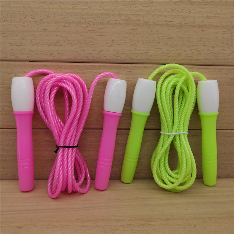 Hot Selling Pattern Color Jump Rope The Academic Test For The Junior High School Students Standard Test Training Rope Primary Sc