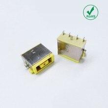 10 Uds Lenovo Mini cuadrado DC Power Jack 7PIN cuadrado conector hembra