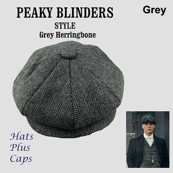 New plaid beret hat classic retro newsboy hats men and women universal cap outdoor leisure sports sun caps 9