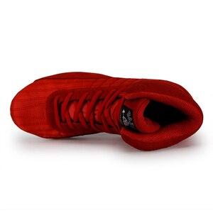 Image 4 - حذاء احترافي لرفع الأثقال من TaoBo للرجال والنساء حذاء للتدريب على القرفصاء مصنوع من الجلد مضاد للانزلاق ومقاوم للرفع الأثقال مقاس 36