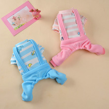 Dog Clothes Small Hoodie Coat Chihuahua Sweatshirt French Bulldog Warm Puppy For