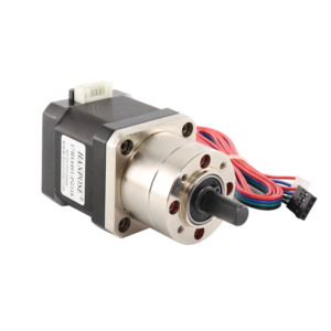 Image 3 - Free Shipping Nema17 17HS4401S PG5.18:1 Extruder Gear Stepper Motor Ratio Optional Planetary Gearbox Step  Geared for 3D Printer