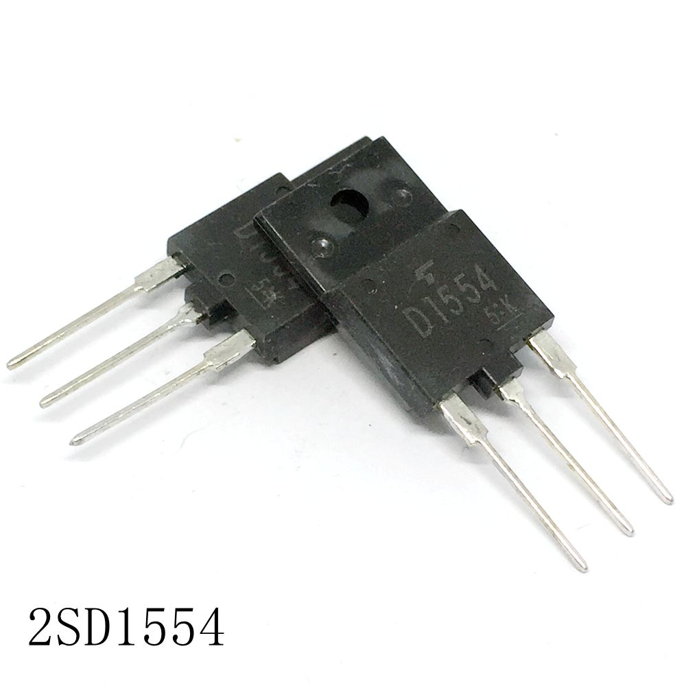 Цветной ТВ дисплей линии трубки 2SD1554 TO-3P 3. 5A/1500V 10 шт. /лот новый в наличии