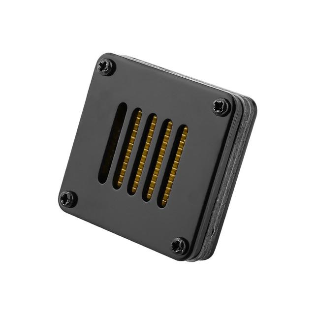 AIYIMA 1PC HIFI Ribbon Tweeter Speaker AMT Audio Car Tweeters Air Motion Transformer Professional Planar Speakers DIY For Home