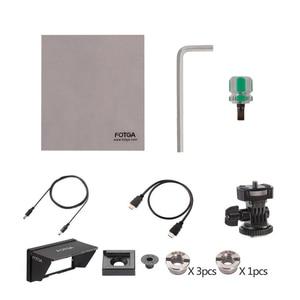 Image 2 - Fotga DP500IIIS A70TL 7 дюймовый сенсорный экран, FHD IPS видео на камере, полевой монитор 3D LUT 1920x1080,4K HDMI