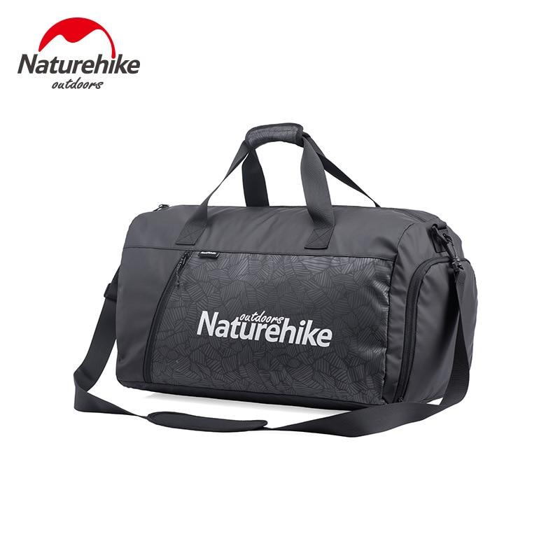Naturehike Wet And Dry Separate Swimming Bag Fitness Bag Waterproof Backpack Waterproof Storage Beach Bag