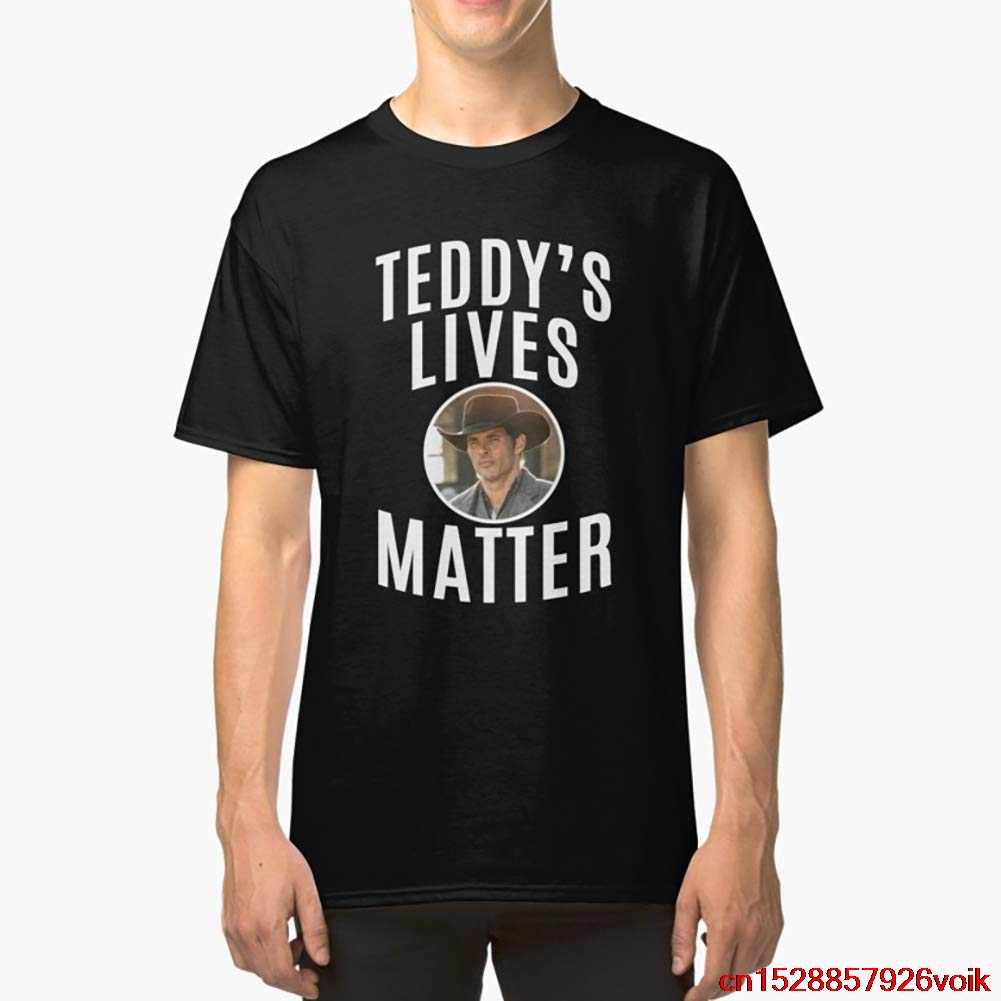 WESTWORLD TV SHOW TEDDY TEDDY'S LIVES MATTER Classic TShirtT Shirt Premium, Tee shirt, Hoodie for Men, Women Unisex Full Size.