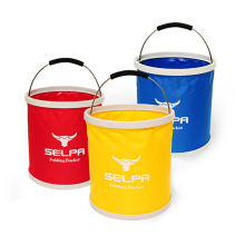 Waterproof  outdoor folding bucket fishing camping portable environmental protection