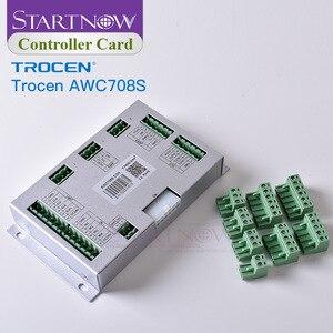 Image 4 - Trocen AWC708S sostituisce il sistema di controllo CNC della scheda Ruida per la scheda di controllo Laser CO2 7813 dei pezzi di ricambio della macchina dellattrezzatura di taglio