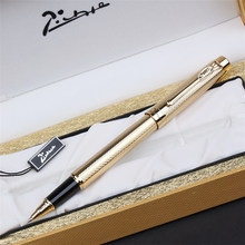 Picasso 933 Pimio Avignon Classic Roller Pen with Refill, Luxurious Engraved Craft Gift Box Optional Office Business Writing Pen
