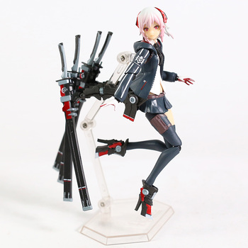 Heavily Armed High School Girls Shi Figma 422 PVC Action Figure Collectible Model Toy 5