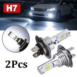 2pcs H7 Car LED Headlight Kit