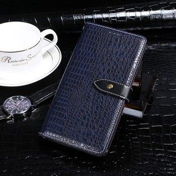 ITien trwały stojak odwróć skórzane Etui ochronne Etui na telefony dla OPPO A9 F11 Realme 3 Reno TPU obudowa silikonowa portfel Etui skóra