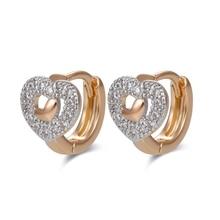 AliExpress распродажа,, золотые серьги-кольца CC, циркониевые серьги для женщин, модные ювелирные изделия,, 14E18K-28