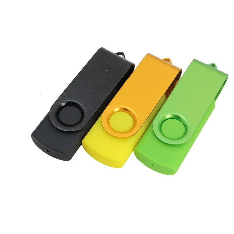 Usb3. 0 USB накопитель классический вращающийся U диск 16 GB металлический оксид вращающийся зажим USB накопитель предприятие настраиваемый