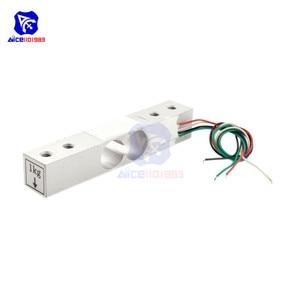Diymore электронный YZC-131 1кг/2кг/3кг/5кг/10кг датчик взвешивания Весы Датчик давления датчик нагрузки кухня