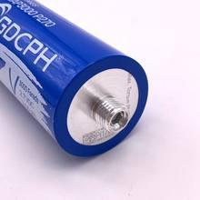 2,7 V 3000F Super condensador de faradio pie largo baja ESR de alta frecuencia