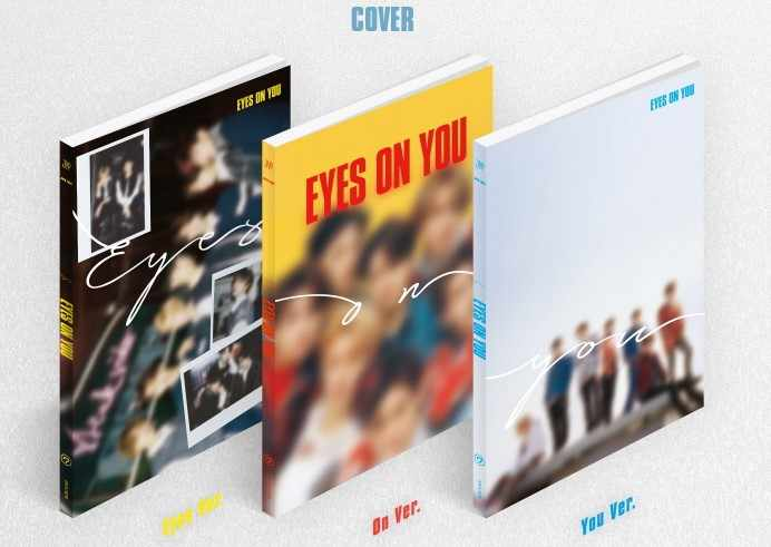 [MYKPOP] ~ 100% OFFICIËLE ORIGINELE ~ GOT7 MINI #8 Ogen Op U CD, KPOP Fans Collection-SA19082304