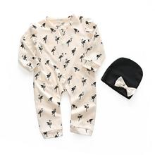 Kids Baby Clothes Jumpsuits Long Sleeve Clothing