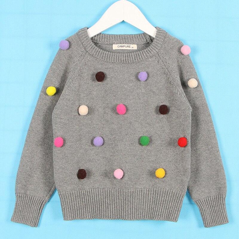 1-6Yrs New 2020 Boy Girl Long Sleeve Loving Heart Knitted Sweater Autumn Winter Boys Girls Sweaters For Baby Girls Kids Sweater 26
