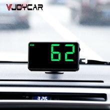 """대형 스크린 4.5 """"gps 속도계 디지털 자동차 속도 표시 과속 경보 시스템 범용 자전거 오토바이 트럭 자동차"""