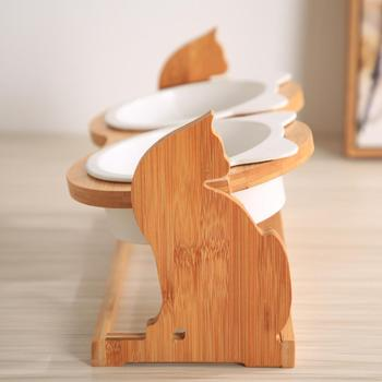 Height Adjustable Holder for Cats Bowl 2