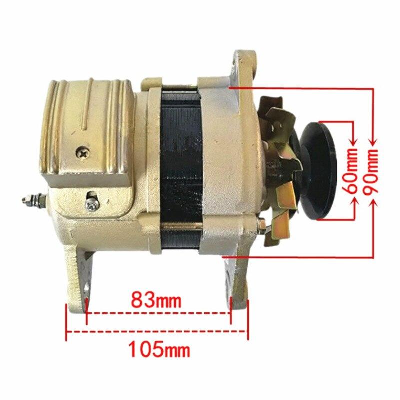 Magnet Lighting-Generator Permanent AC220V Brushless Household High-Power 800W