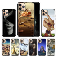 Case Cover for iPhone 11 11Pro 11ProMAX XR X XS MAX 8 7 6S 6 Plus 8+ 7+ Phone Silicone Back Shell Rene Magritte Art rene magritte newly discovered works