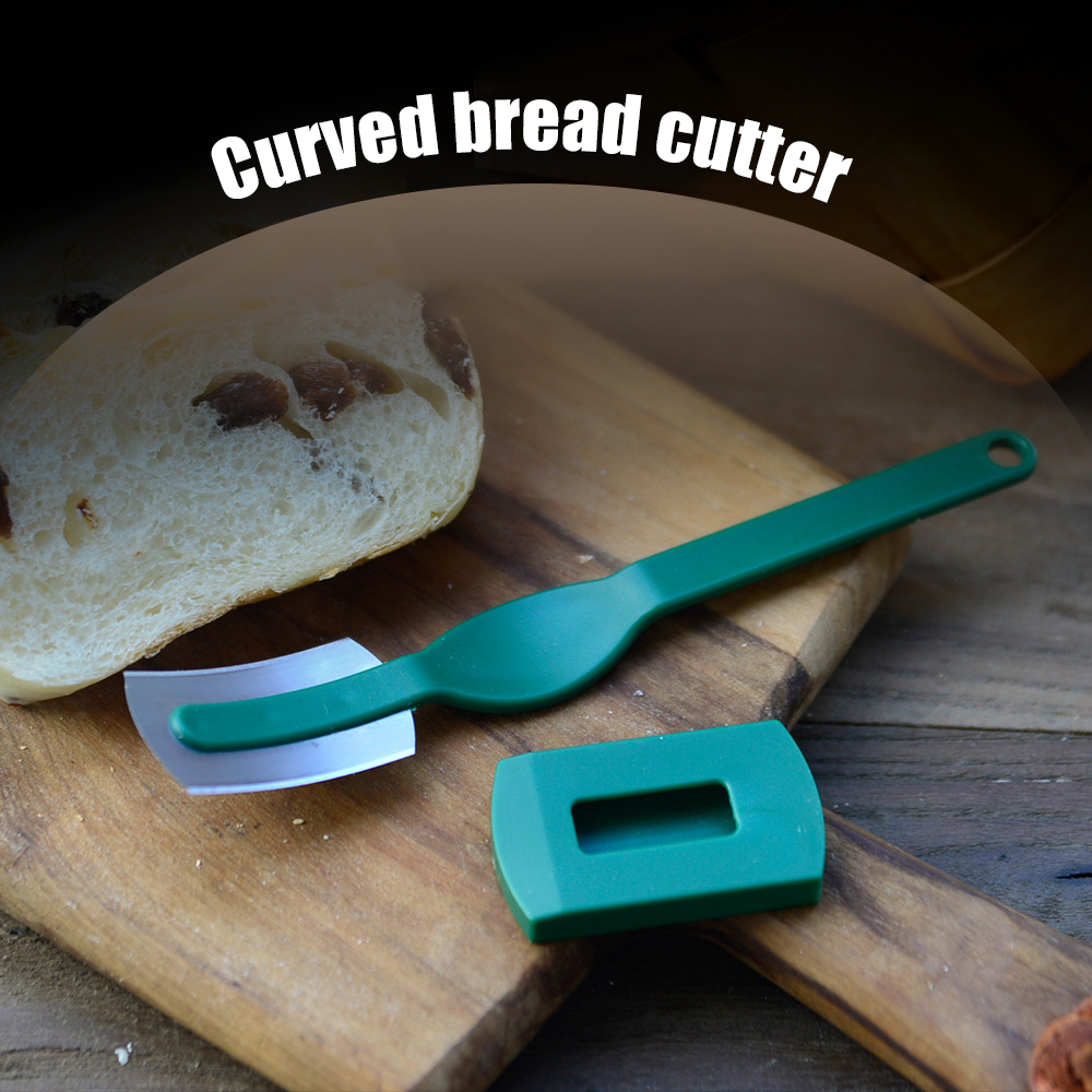 1 ud.cuchillo de arco para pan, baguete, corte francês de toas, corte de pan