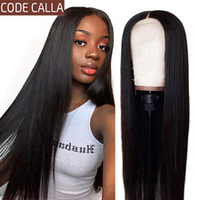 Straight Lace Front Human Hair Wigs For